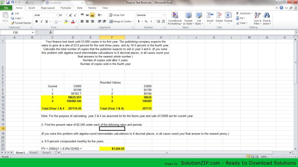 Finance Text Book 1