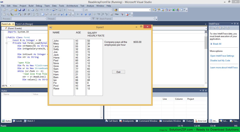 ReadArrayFromFile 1