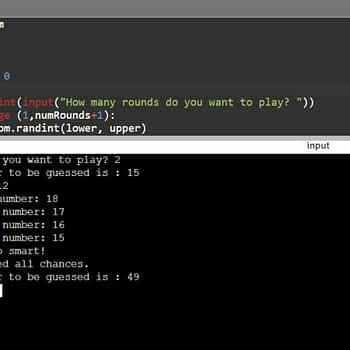 GuessGame Python 6
